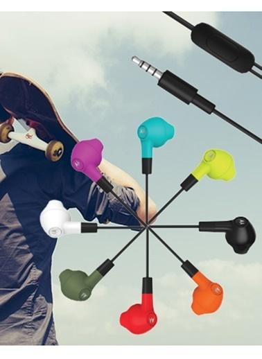 Motorola Earbuds Mikrofonlu Kulaklık Mor